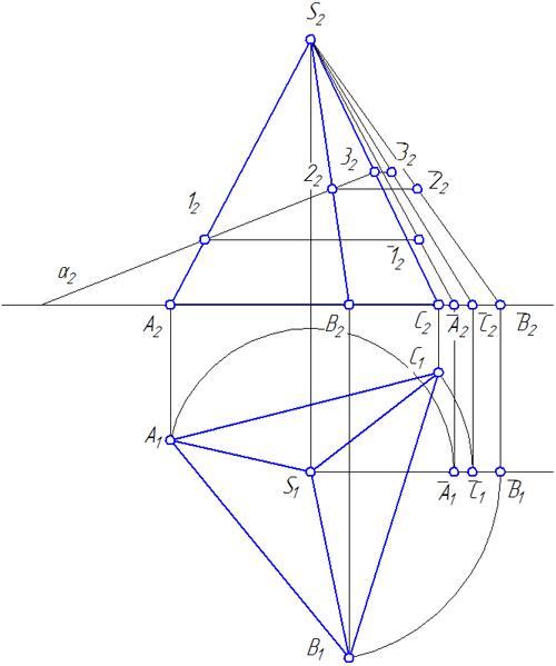 Рисунок 4.6 – Определение истинных ...: cadinstructor.org/ng/checks/primer-zadaniya-3